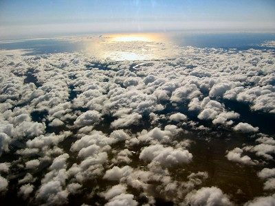 Sunrise over Atlantic Ocean   (Jun 16, 2003, 07:28am)