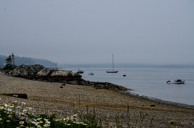 Foggy Morn SW Harbor