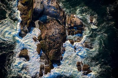 Granite Grain with Seals