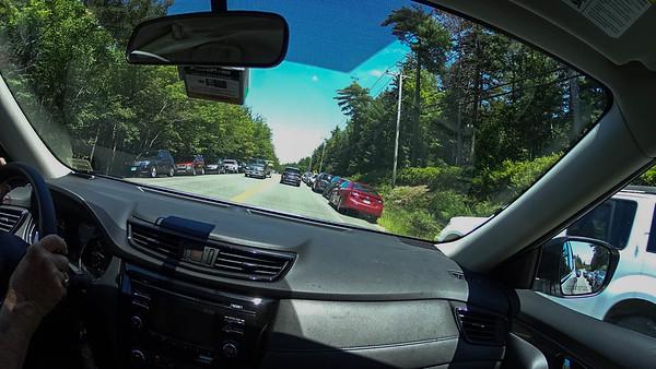 Driving Acadia