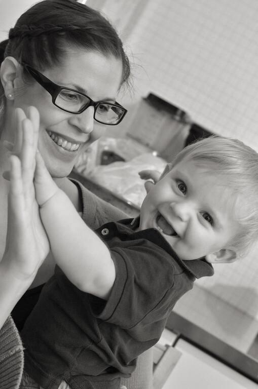 Joel, 13 månader