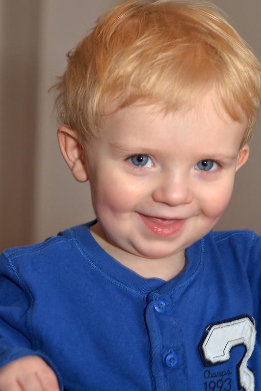 Joel, 15 månader