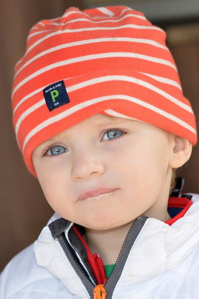 Joel, 17 månader