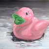 Pink Ducky (photograph), as requested by Rachi
