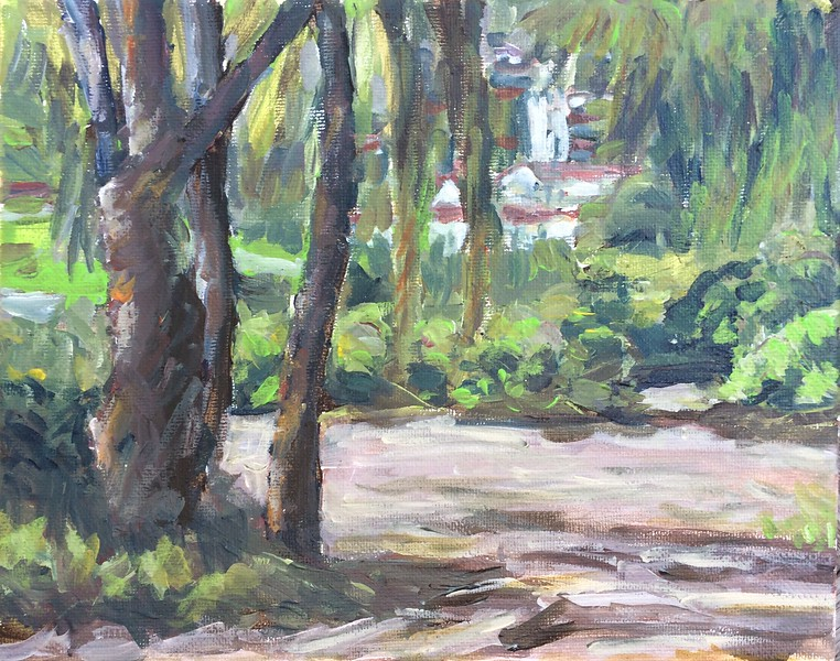 Malaga Cove School (studio) 1 Mar 2107
