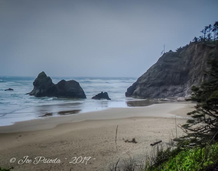 Oregon Coast Haystacks