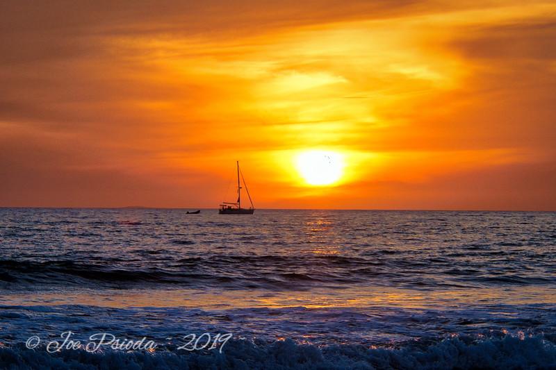 Ocean Sun Worshiper