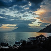 Volcano on Lake Atitlan