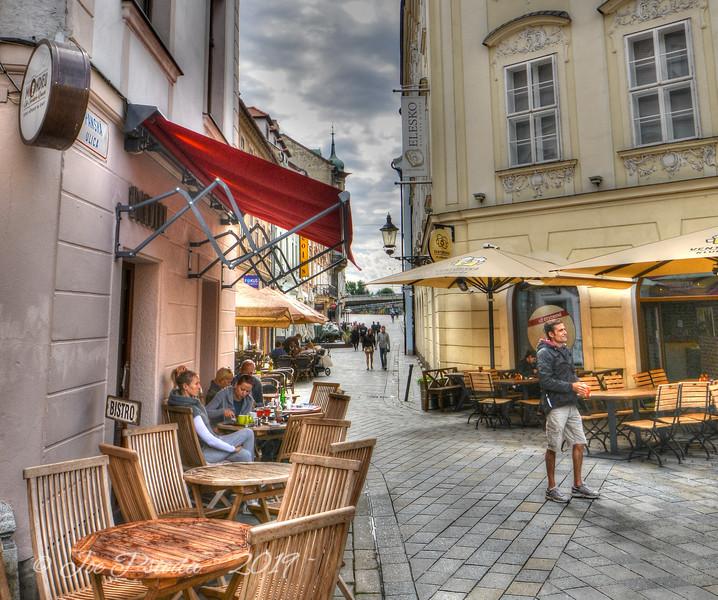Slovakia Gathering Place