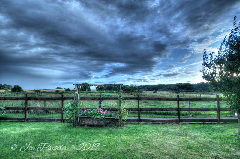 Sky Over Luton