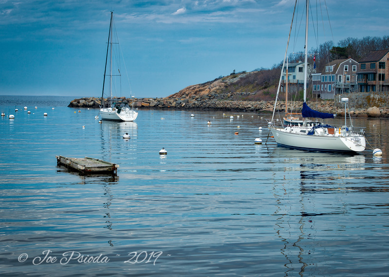 Sailboats Waiting Patiently