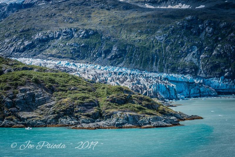 Glacier Ice Flow