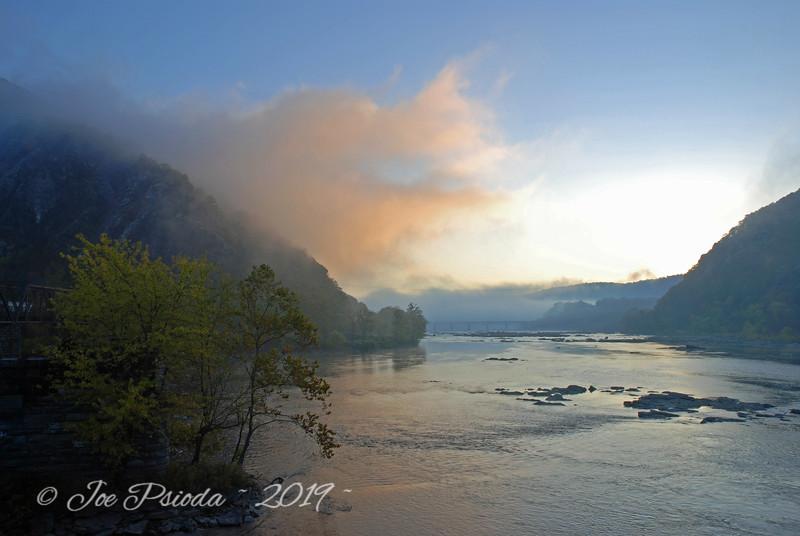 Sunrise - Harpers Ferry, VA