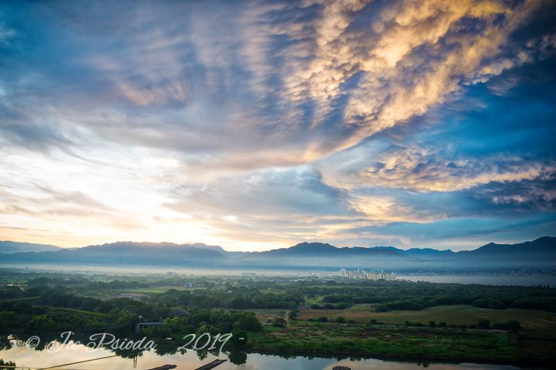 Sunrise in Nuevo Vallarta