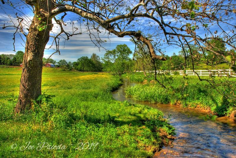 Weller Road Horse Creek
