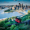 A Classic View of View of Pittsburgh