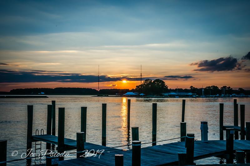 Kent Island Sunset