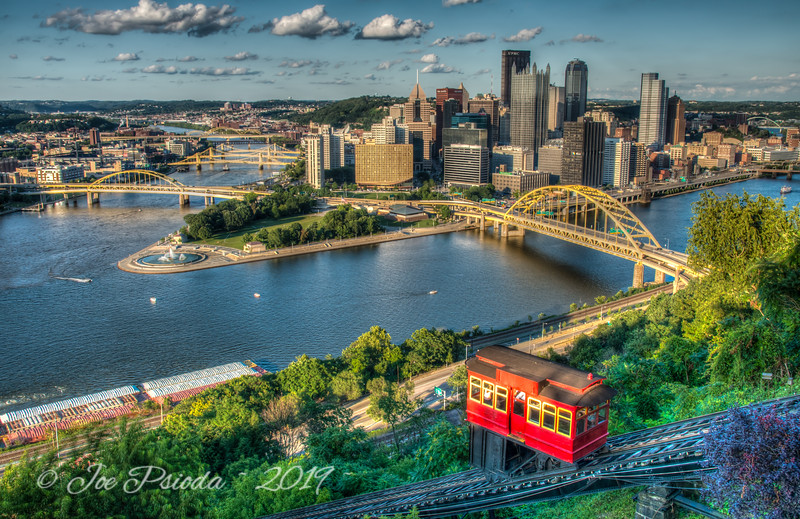 Pittsburgh by Incline