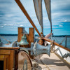 Aboard the 88-foot Schooner Wendameen