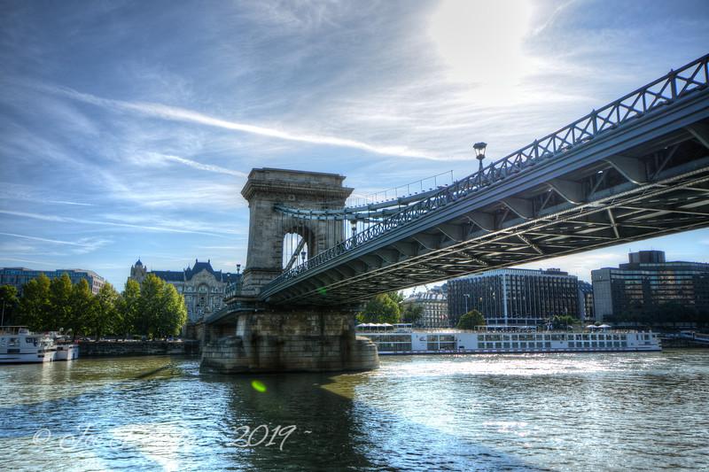 Danube Bridges