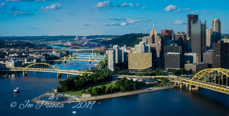 Pittsburgh's Golden Triangle