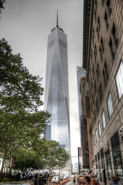 Freedom Tower - Lower Manhattan