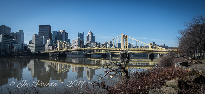 Bridges Over the Allegheny