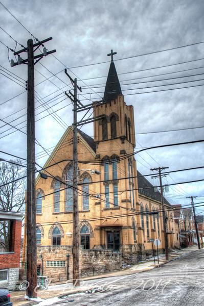 Churches of Braddock, PA