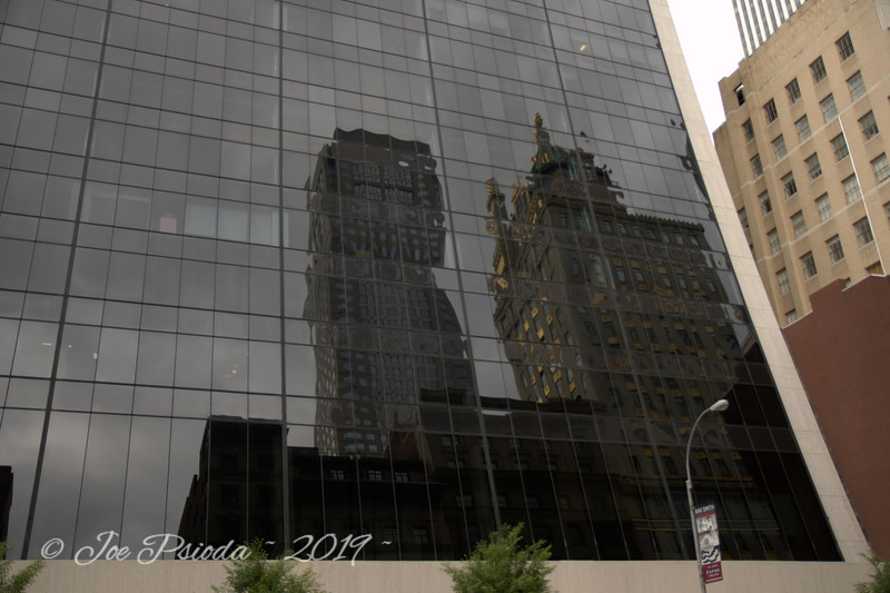 Reflections - Mid-Manhattan