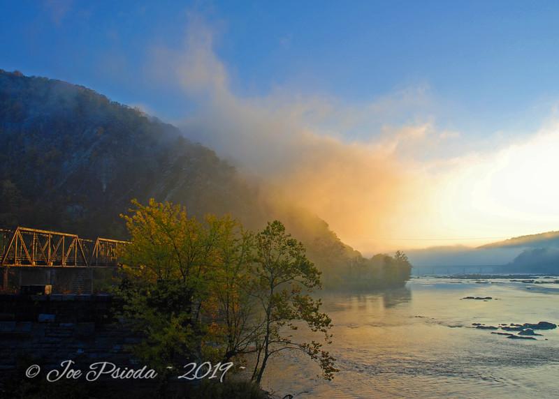 Sunrise - Harpers Ferry, Virginia