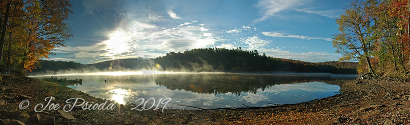 Deep Creek Lake Panorama