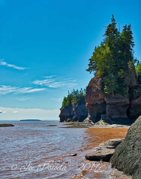 The Fundy Tide Returning
