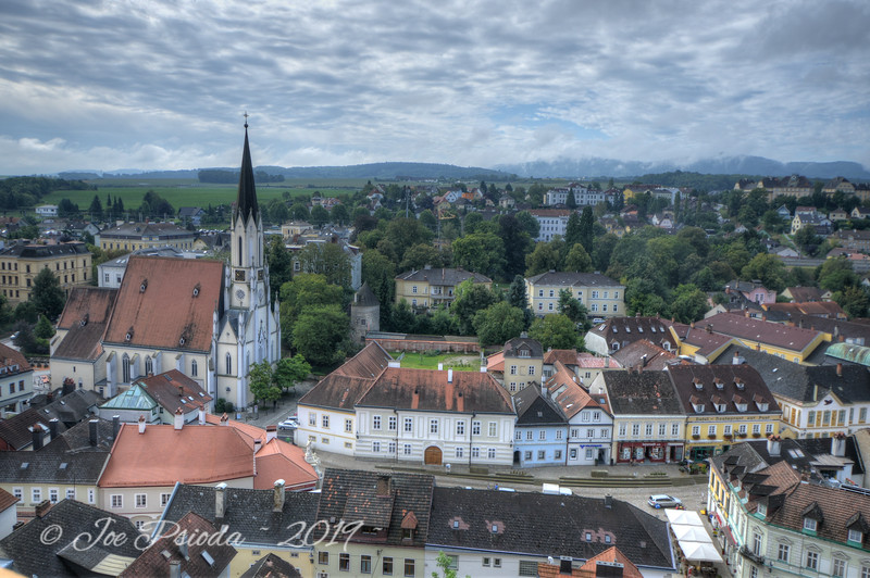 A View from the Abbey