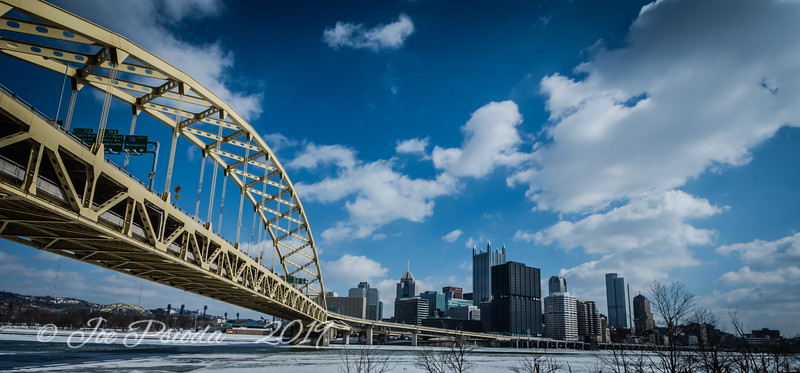 Pittsburgh Fort Pitt Bridge