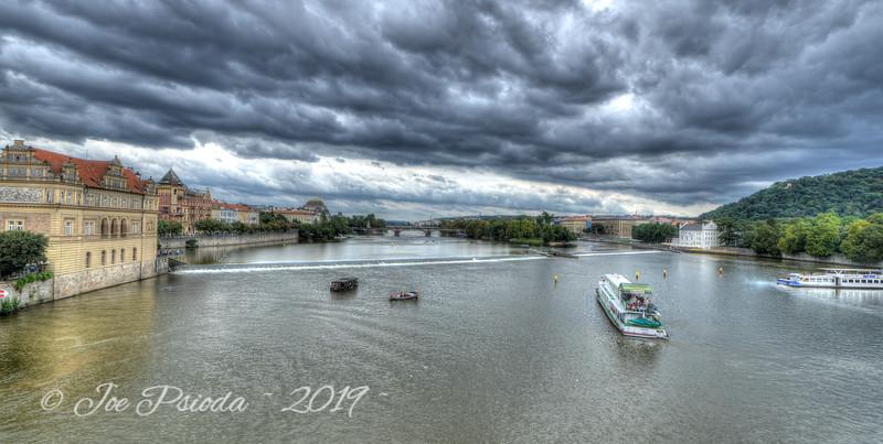 Prague Waterways