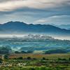 Morning Fog Over Puerto Vallarta