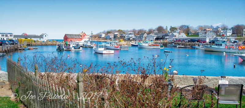 Rockport Harbor and Motif #1