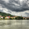 Village Along the Danube
