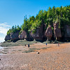 Low Tide at Hopewell Rocks