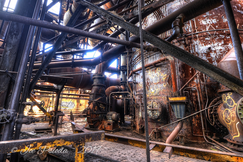 Carrie Furnaces, Rankin, Pennsylvania