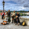 Music on the Charles Bridge