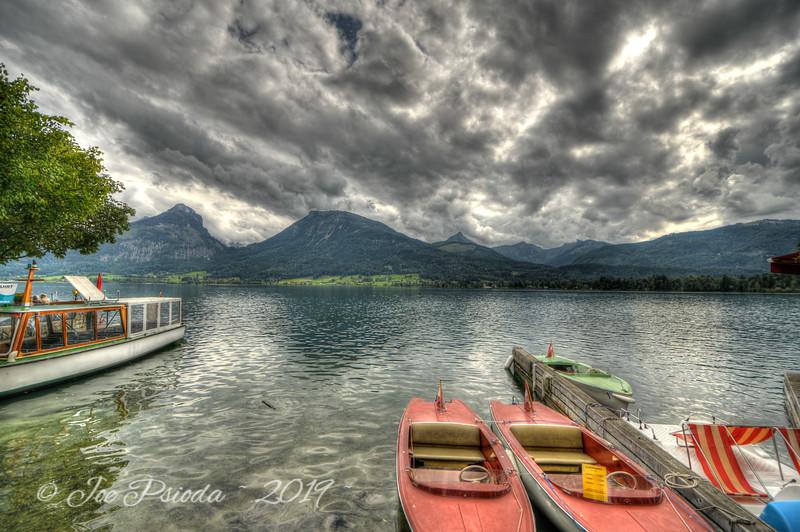 Austrian Lake