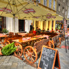 Slovakia Food Gathering