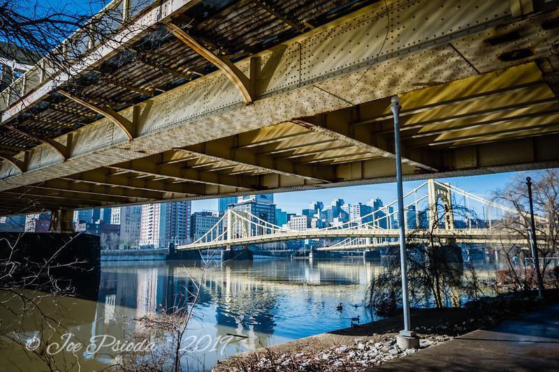 Bridges Over the Allegheny