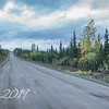 Traveling East Along the Denali Highway