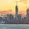 New York Harbor at Sunrise