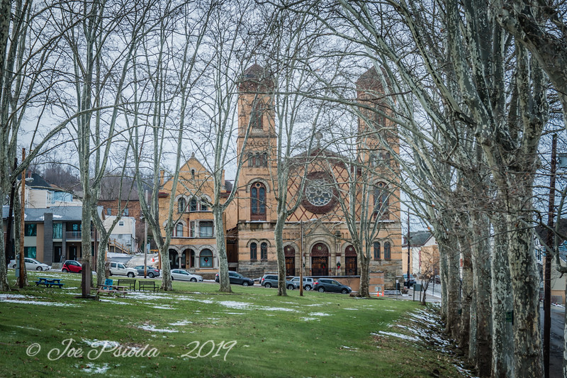 Churches of Homestead, PA