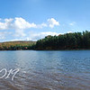 Deep Creek Lake  Autumn Panorama