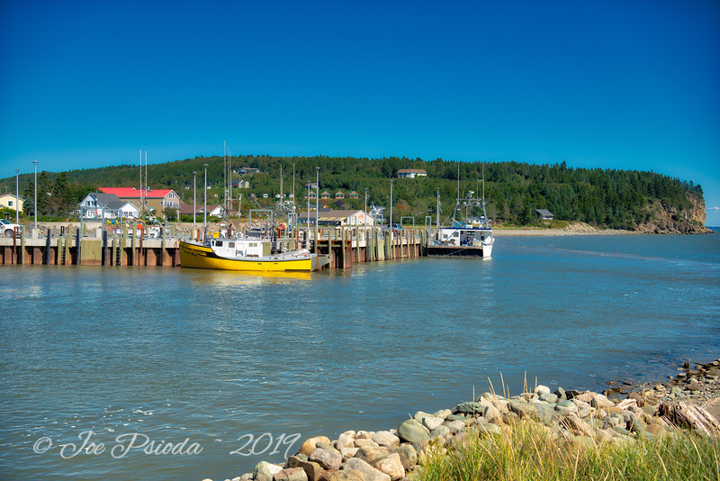 Fundy Bay Returns te Tidal Waters