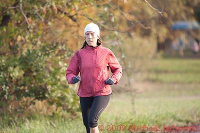 6 Mile Training Run 1/2 Marathon